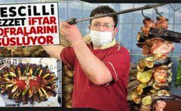 Tescilli Lezzet 'Tokat Kebabı' İftar Sofralarını Süslüyor