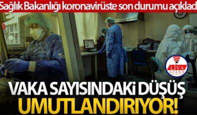 Son 24 saatte korona virüsten 339 kişi hayatını kaybetti
