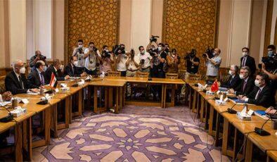 Türkiye ve Mısır arasında 8 yıl sonra ilk temas