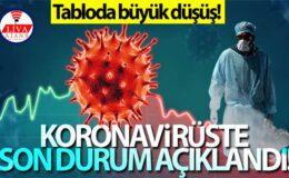 Koronavirüste son durum ne?