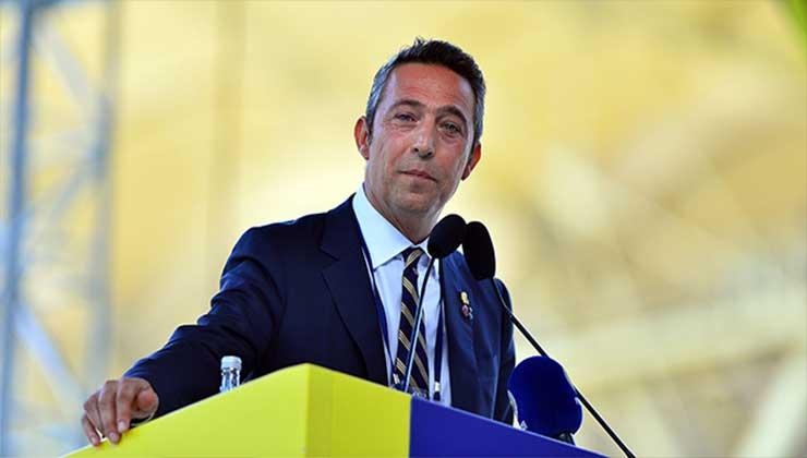 Fenerbahçe'de Ali Koç yeniden başkan
