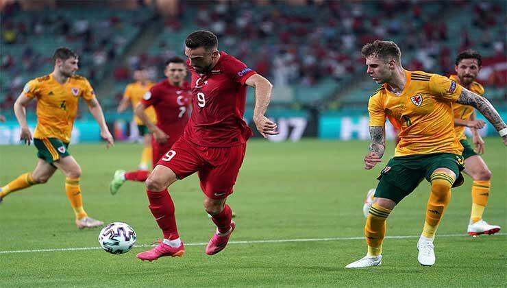 Başaramadık Türkiye 0- 2 Galler