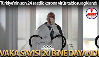 Son 24 saatte korona virüsten 51 kişi hayatını kaybetti