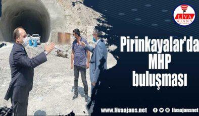Pirinkayalar'da MHP buluşması