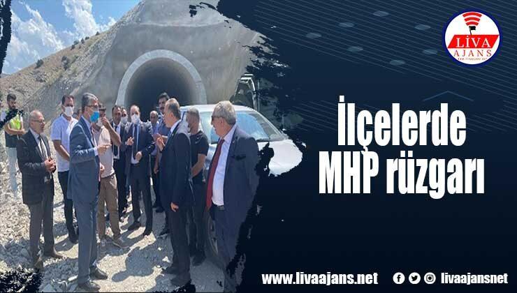 İlçelerde MHP rüzgarı